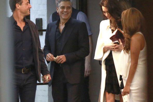 Salió el representante de Clooney a desmentir la gran noticia.