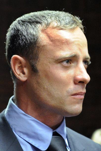 La Fiscalía lo acusó de matar intencionadamente a Steenkam...