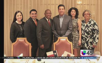 Gobernador electo de Tamaulipas busca fortalecer lazos con Houston
