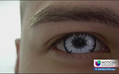 Estos lentes de contacto podrían afectar la salud de sus ojos