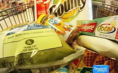 Golpe al bolsillo por aumento de precio en alimentos de la canasta básica