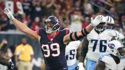Texans 20-6 Titans: Brian Hoyer 2 pases de TD y la defensa récord de 7 s...
