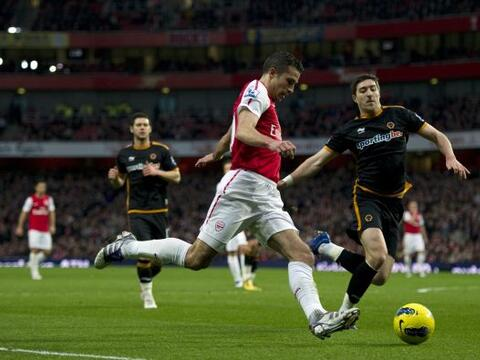 El cierre de la fecha 18 en la Liga Premier inglesa tuvo al Arsenal enfr...