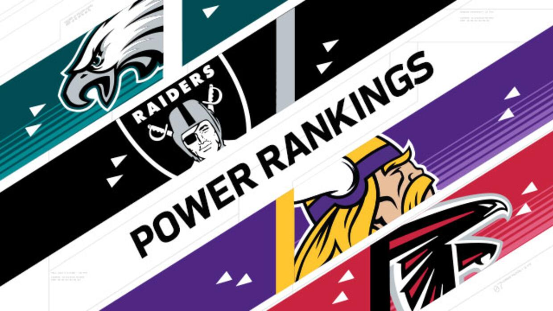 Denver, Oakland y Green Bay ascienden en el Power Ranking tras la Semana 7