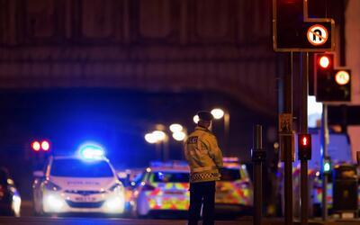Testigos describen escenas de pánico tras una explosión en la ciudad bri...