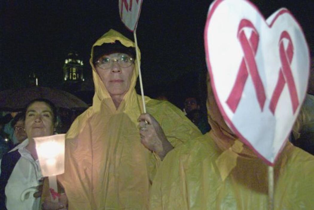 Que de cierta forma impactaría en el objetivo de combatir el VIH/SIDA, e...
