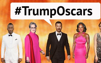 Mahershala Ali, Meryl Streep, Jimmy Kimmel, Viola Davis, Emma Stone son...