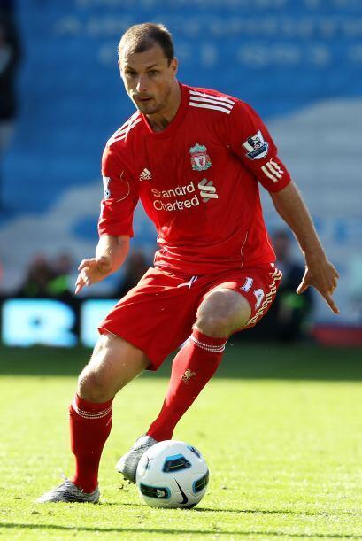 El Liverpool no pasó del empate en casa del Birmingham.