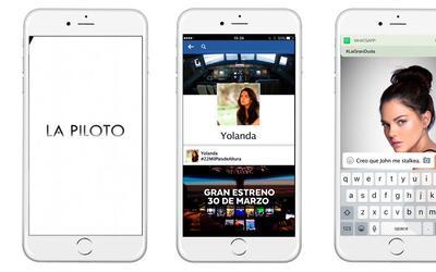 'El celular de La Piloto', no te pierdas el estreno de la webserie el 30...