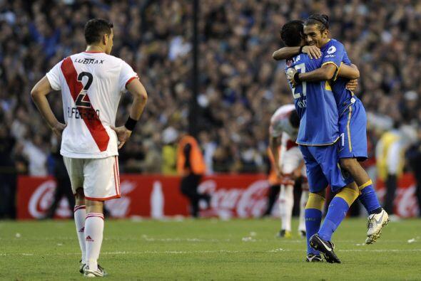 Hasta hace tres semanas River Plate luchaba palmo a palmo con Vél...