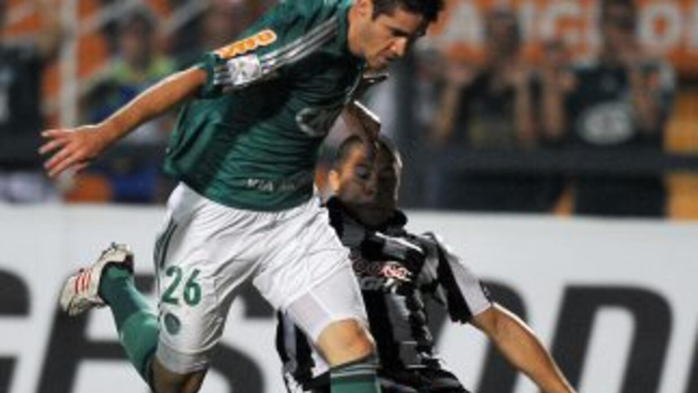 Palmeiras garantizó su boleto a los octavos de final de la Copa Libertad...