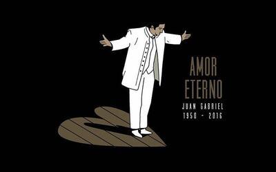 Homenaje a Juan Gabriel | Amor Eterno