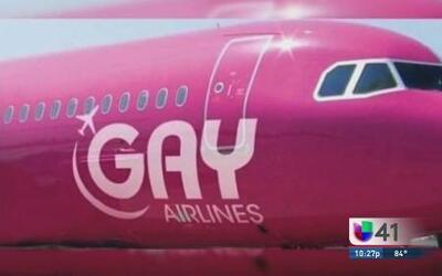 Gay Airlines, la línea aérea sólo para homosexuales