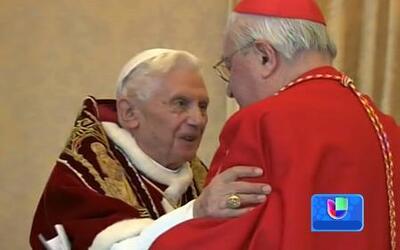 Renuncia del Papa Benedicto 2