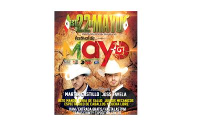Festival de Mayo Austin 2016