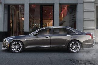 El Cadillac CT6 introduce grandes innovaciones en cuanto a seguridad y m...
