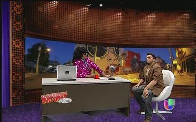 Manny Manuel llega al Show de Mayimbe