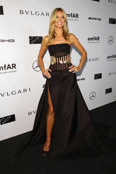Para muchos, la alemana Heidi Klum sigue siendo una de las modelos más s...
