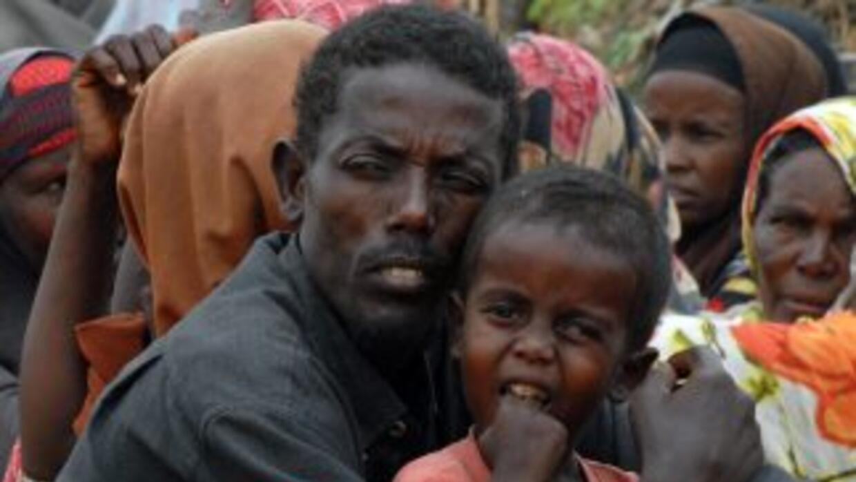 La ONU ha advertido que en la crisis humanitaria del Cuerno de África es...