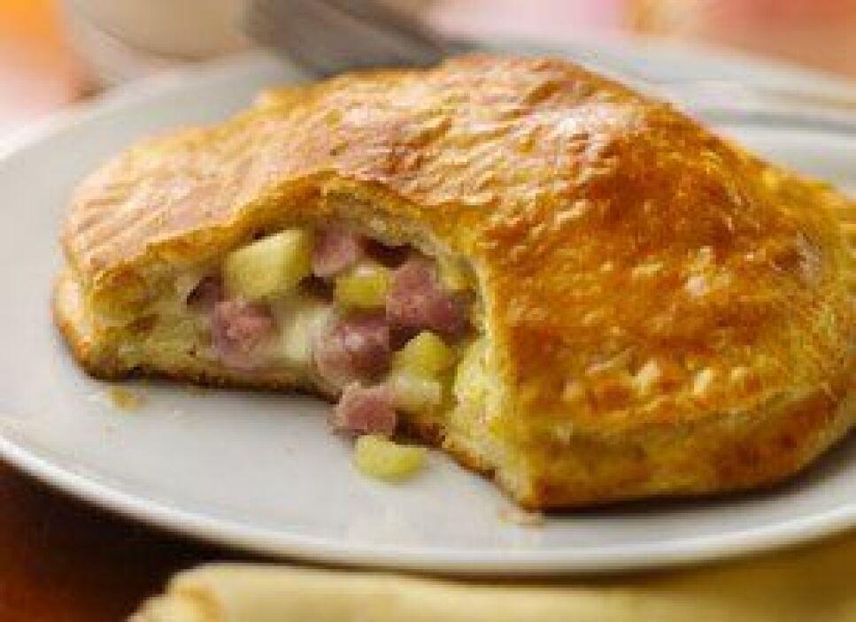 Otra receta de Pillsbury: Una receta para preparar unos sándwiches estil...
