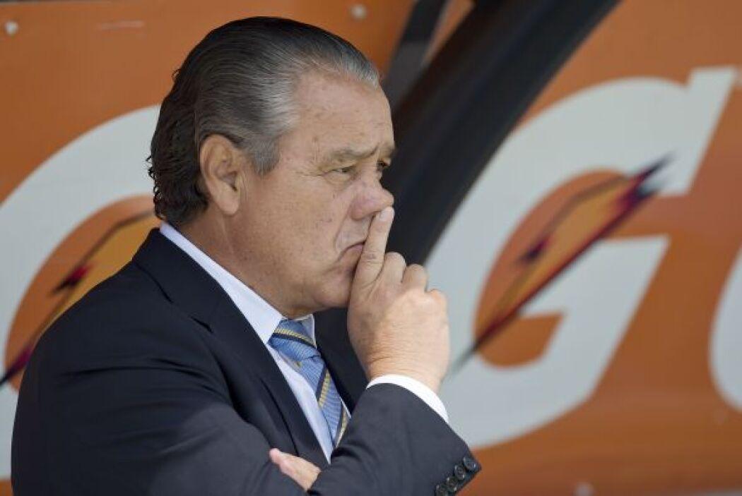 En el Apertura 2014 aún no hay un estratega que haya dejado su puesto si...