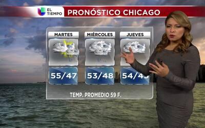 Martes frío y posibilidad de lluvias