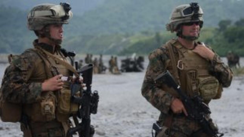 Los restos de los soldados encontrados aún no han sido identificados. (F...