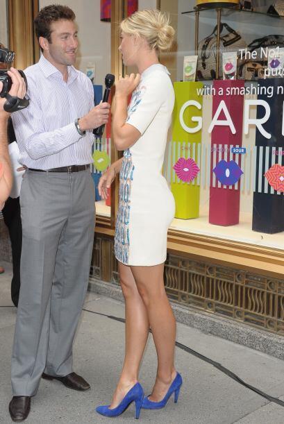 La estrella del tenis ruso, María Sharapova, lanzó una nue...