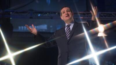 Senador por Texas, Ted Cruz, lanza su candidatura a la presidencia de Es...