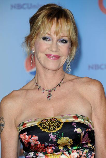 Melanie Griffith: La esposa del flamante actor Antonio Banderas tiene na...
