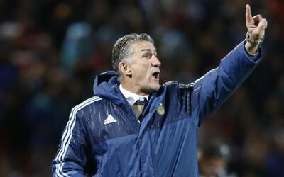 """Edgardo Bauza: """"Esta fecha es muy importante, no solo para Argentina sin..."""