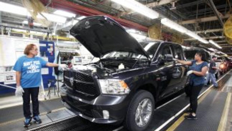 Los stocks de las empresas manufactureras y de distribución en EEUU crec...