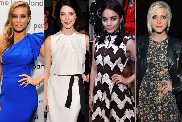 Las estrellas de Hollywood se dieron cita para asistir al evento más imp...