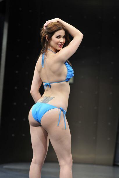 Jennifer López es una de las famosas que más admira.