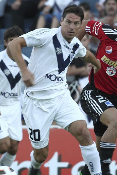 Guillermo Franco se fue de Vélez y volvió al fútbol mexicano. El 'Guille...