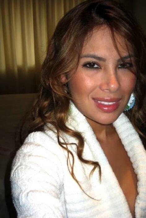 Se llama Angie Sanclemente Valencia y nació en Colombia el 25 de mayo de...