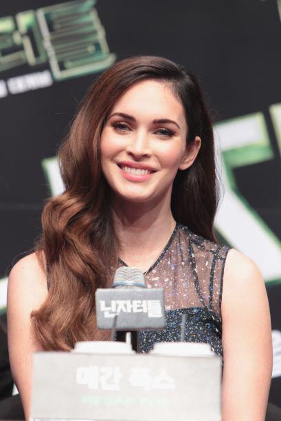 Con peinados y cortes poco rígidos el look de Megan Fox, ¡es un perfecto...