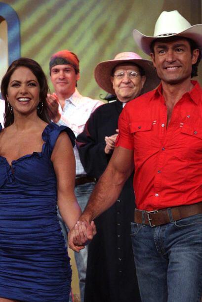 """Los fans de Lucero quedaron encantados con su rol de """"Valentina""""."""