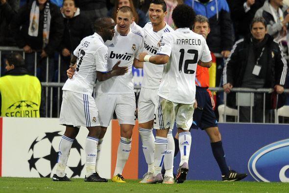 Iniciamos con lo mejor, encabezado por el Real Madrid de José Mou...