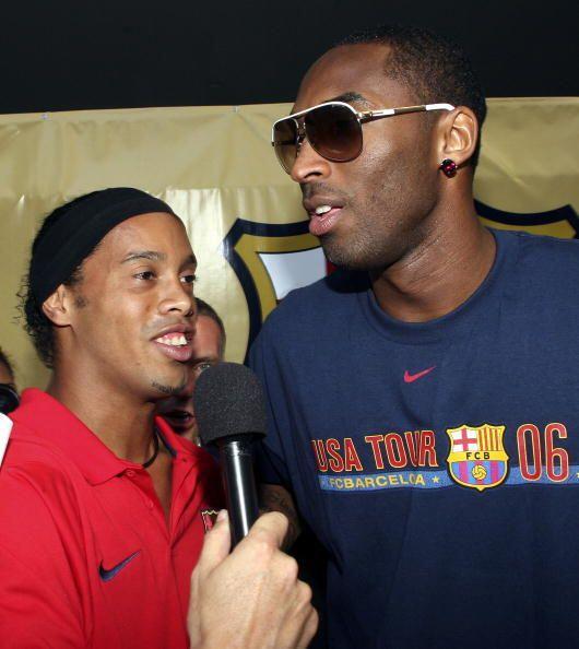Desde pequeño, Kobe demostró ser un gran fanático a...