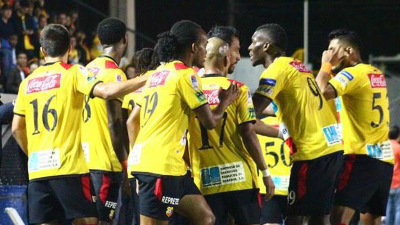 Herediano venció a Uruguay 2-0
