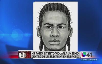 Hispano sospechoso de querer violar a niño