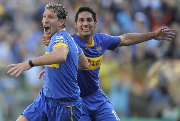 Martín Palermo sigue haciendo historia en el fútbol argentino, jugó el ú...