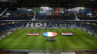 El Alemania-Holanda finalmente suspendido