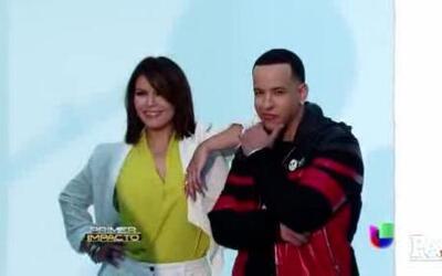 Olga Tañon y Daddy Yankee posaron para una importante revista