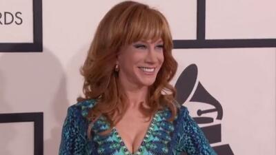 Kathy Griffin podría ser la nueva presentadora de Fashion Police