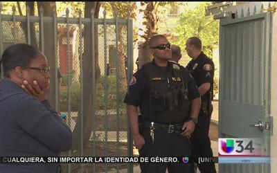Tensión en Pasadena por muerte de hombre tras recibir descargas eléctric...
