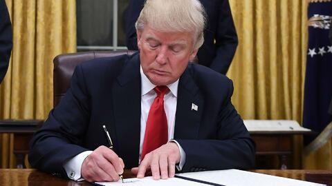 Gobernadores de 50 estados se reunirán con el presidente Trump para eval...