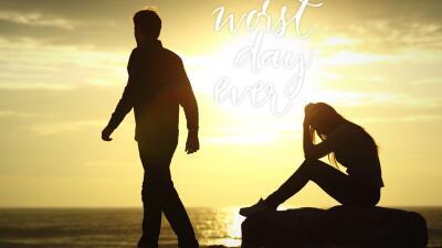 Cuando se termina una relación de pareja hay comportamientos que...