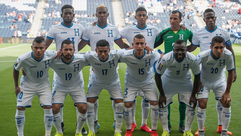 La selección de Honduras, jugará contra Sudáfrica e...